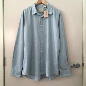Levi's Made & Crafted Chambray Button Down Shirt